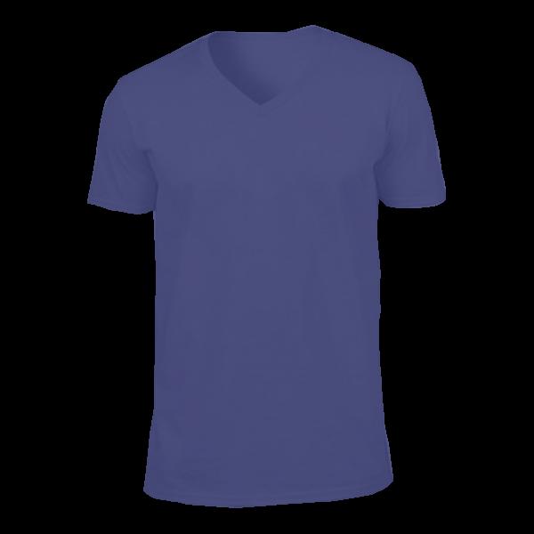 טי שירט צווארון V | חולצות ודס123להדפסה | הדפסת חולצות בעיצוב אישי | גודס123 - הבית של החולצות, ההדפסות לחברות ופרטיים הכנסו עכשיו